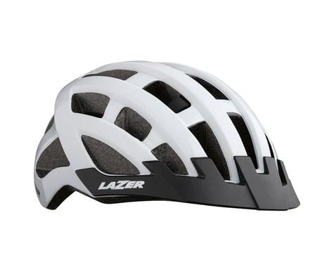 Lazer Compact Helmet (White) (Universal Adult)