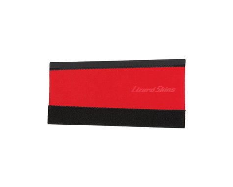 Lizard Skins Large Neoprene Chainstay Protector (Red)