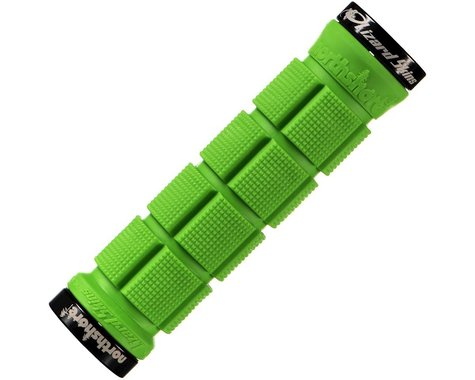 Lizard Skins North Shore Lock-On Grips (Lime Green)