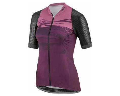 Louis Garneau Women's Stunner Jersey (Black/Shiraz) (M)