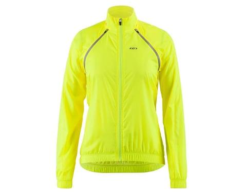 Louis Garneau Women's Modesto Switch Jacket (Bright Yellow) (S)
