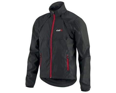 Louis Garneau Cabriolet Jacket (Black/Red)
