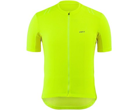 Louis Garneau Lemmon 3 Jersey (Bright Yellow) (S)