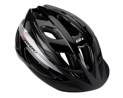 Louis Garneau Route Helmet (Black/Grey) (One Size)