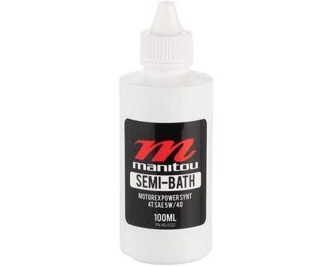 Manitou Maxima Semi-Bath Fork Oil (5w40wt) (100ml)