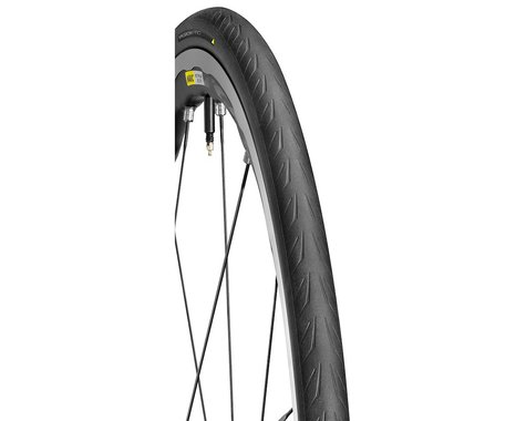 Mavic Yksion Pro Road Tire (Black) (700c) (23mm)