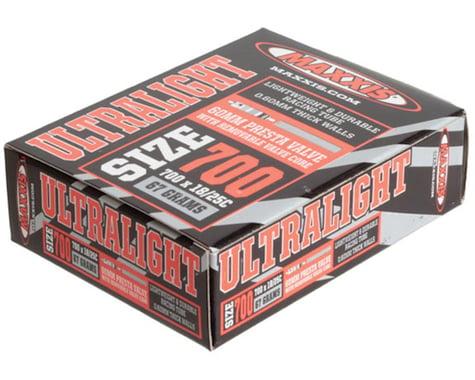 Maxxis Ultralight 700c Inner Tube (Presta) (18 - 25mm) (60mm)
