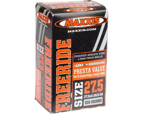 """Maxxis 27.5"""""""" Freeride Inner Tube (Presta) (2.2 - 2.5"""")"""