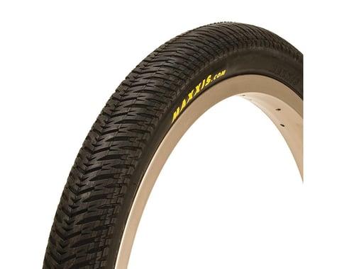 """Maxxis DTH BMX Tire (Black) (24"""") (1.75"""")"""