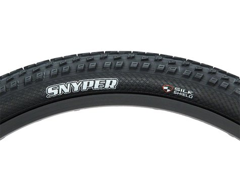 "Maxxis Snyper Kids Mountain Tire (Black) (24"") (2.0"")"