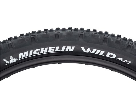 "Michelin Wild AM Performance Tubeless Mountain Tire (Black) (27.5"") (2.8"")"