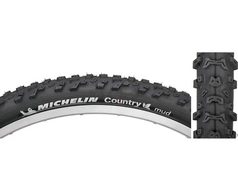 """Michelin Country Mud Mountain Tire (Black) (26"""") (2.0"""")"""