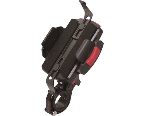 Minoura Smart Phone Standard Handlebar Holder (Fits 22.2, 25.4, and 28.6mm)