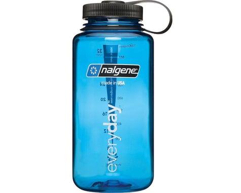 Nalgene Wide Mouth Water Bottle (Blue) (32oz)