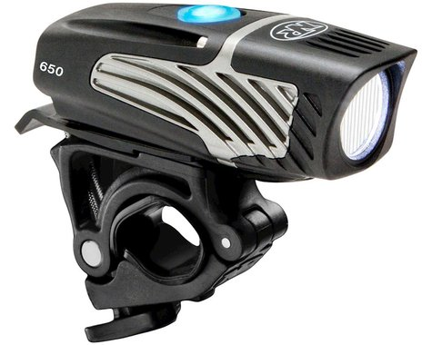 NiteRider Lumina Micro 650 LED Headlight (Black)