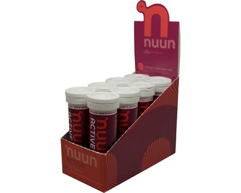 Nuun Sport Hydration Tablets (Tri Berry) (8 Tubes)