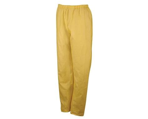 O2 Rainwear Rain Pant (Yellow) (L)