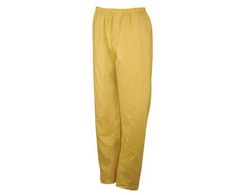O2 Rainwear Rain Pant (Yellow) (M)