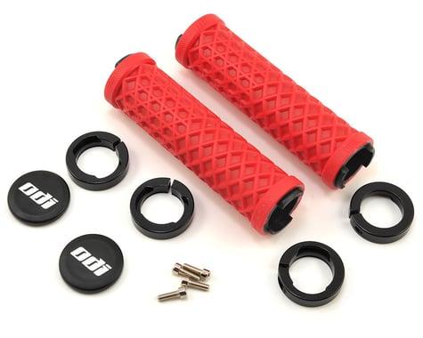 ODI Vans Lock-On Grips (Red) (130mm)