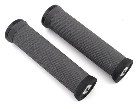 ODI Elite Motion Lock-On Grips (Graphite/Black)