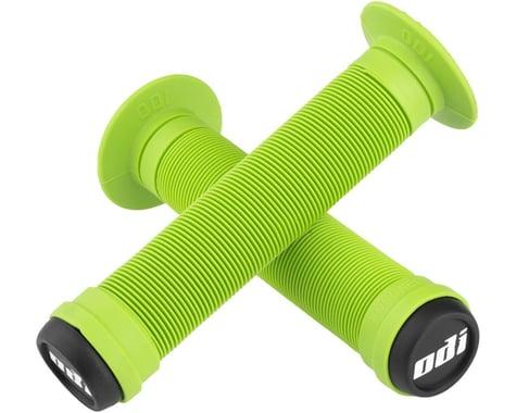 ODI Longneck Grips (Green) (143mm)