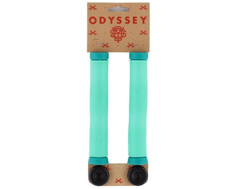 Odyssey Warnin' Grips (Gary Young) (Billiard Green/Toothpaste) (Pair)