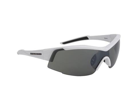Optic Nerve Eyres Multi-Lens Sunglasses - Shiny White