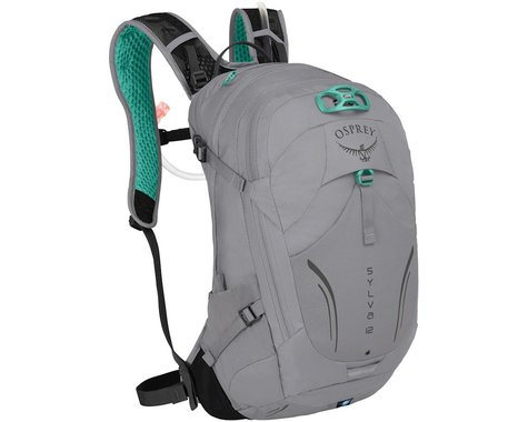 Osprey Sylva 12 Women's Hydration Pack (Downdraft Gray)