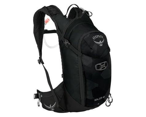 Osprey Salida 12 Women's Hydration Pack (Black Cloud)