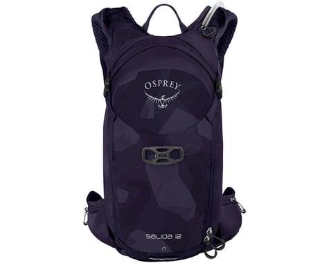 Osprey Salida 12 Women's Hydration Pack (Violet Pedals)
