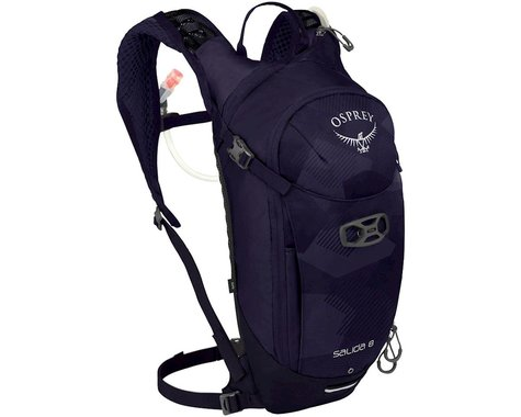 Osprey Salida 8 Women's Hydration Pack (Violet Pedals)