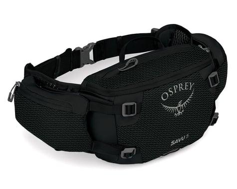 Osprey Savu 5 Lumbar Pack (Black)