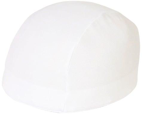 Pace Sportswear Coolmax Helmet Liner (White)