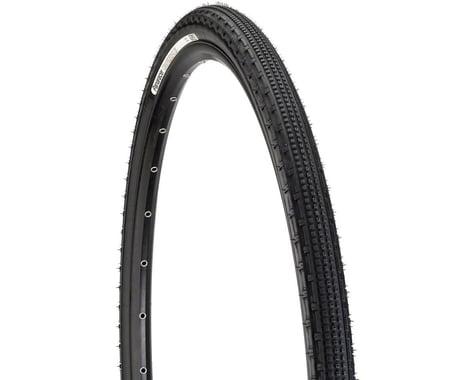 Panaracer Gravelking SK Tubeless Gravel Tire (Black) (700c) (32mm)