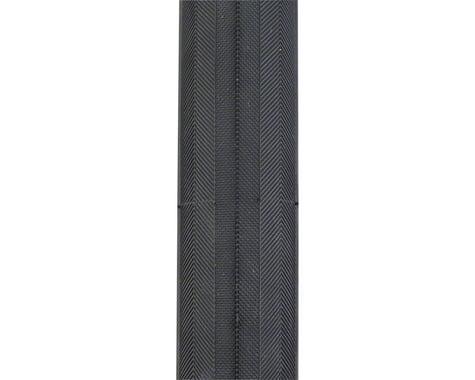 Panaracer Gravelking Slick Tubeless Gravel Tire (Black) (700c) (38mm)