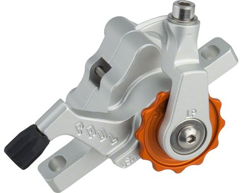 Paul Components Klamper Long Pull Disc Brake Caliper (Silver)