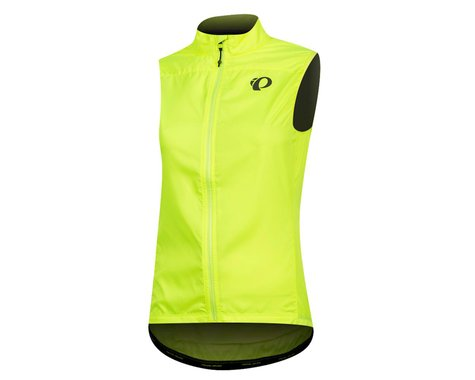 Pearl Izumi Women's Elite Escape Barrier Vest (Screaming Yellow) (XS)