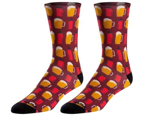 Pearl Izumi Pro Tall Socks (Beers & Bottles) (M)