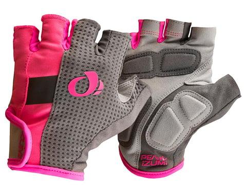 Pearl Izumi Women's Elite Gel Cycling Gloves (Pink)