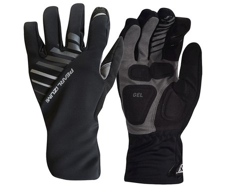 Pearl Izumi Women's Elite Softshell Gel Gloves (Black)