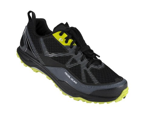 Pearl Izumi X-Alp Seek VII Mountain Shoes (Black/Shadow Grey) (40)