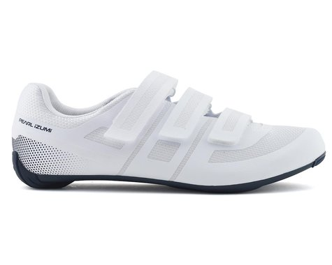 Pearl Izumi Quest Road Shoe (White/Navy) (40)