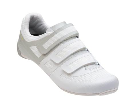 Pearl Izumi Women's Quest Road Shoes (White/Fog) (36)