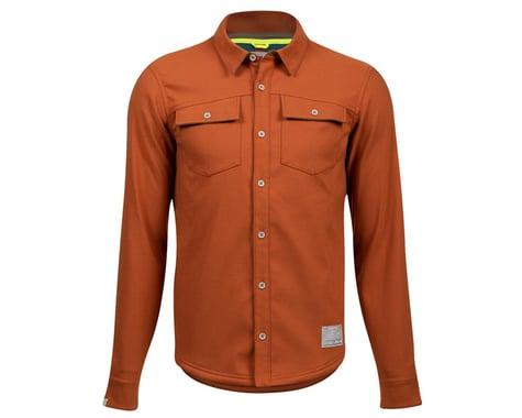 Pearl Izumi Rove Thermal Shirt (Rust) (S)