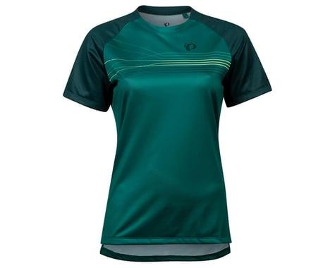 Pearl Izumi Women's Summit Short Sleeve Jersey (Alpine Green/Pine Radian) (XS)