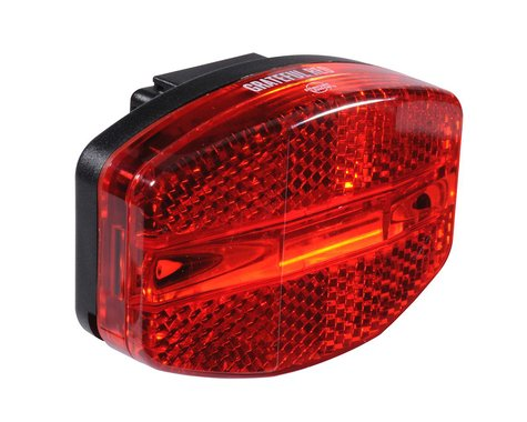 Planet Bike Grateful Red Tail Light - Compatible With Rear Racks!
