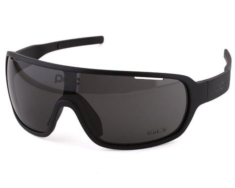 POC Do Blade Sunglasses (Uranium Black Matte)