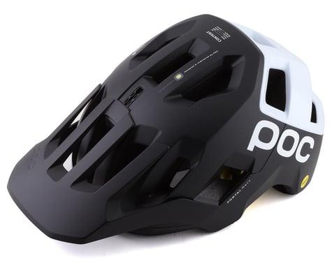 POC Kortal Race MIPS Helmet (Uranium Matte Black/Hydrogen White) (S)