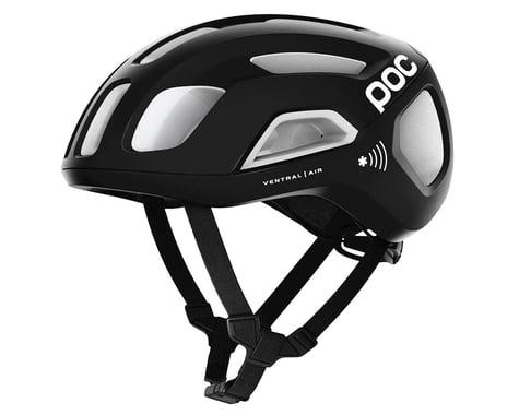 POC Ventral Air SPIN NFC Helmet (Uranium Black/Hydrogen White) (S)