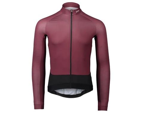 POC Men's Essential Road Long Sleeve Jersey (POC O Propylene Red) (S)